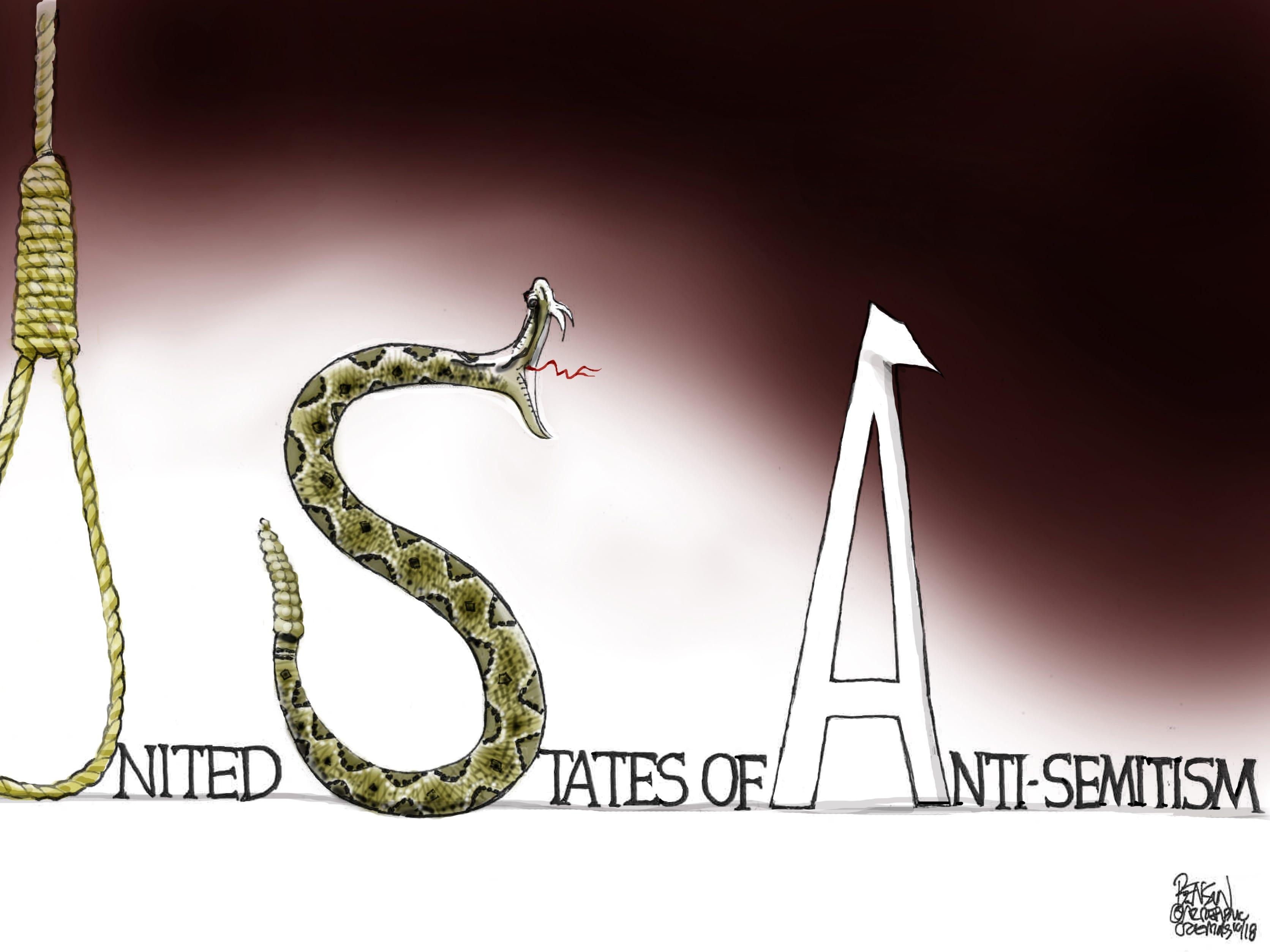 Cartoon for Oct. 30, 2018.