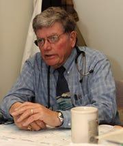 Dr. Daniel Wilhelm retired in July.