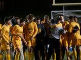 Rhinebeck boys soccer wins the Section 9 Class B final over Fallsburg.