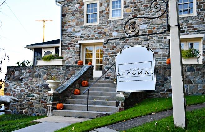 The Accomac Inn in Hellam Township, Tuesday, Oct. 30, 2018. Dawn J. Sagert photo