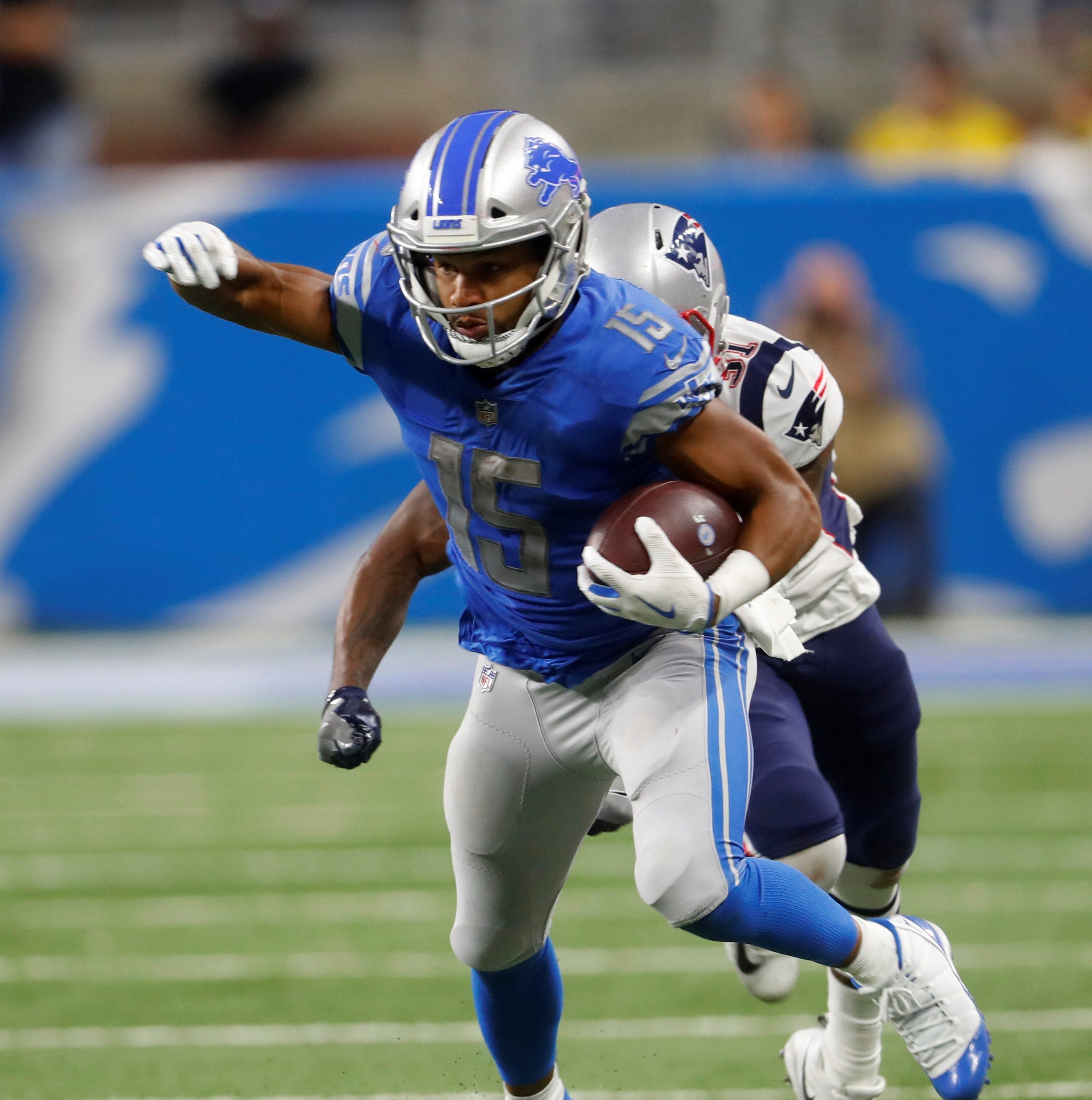 'Showtime' coming to Philadelphia: Eagles bolster receiving corps by acquiring Golden Tate