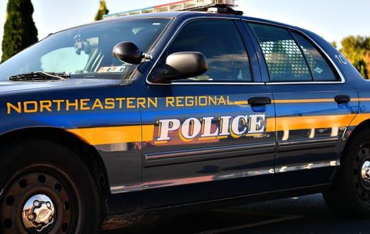 Northeastern Regional Police Department in East Manchester Township, Tuesday, Oct. 30, 2018. Dawn J. Sagert photo