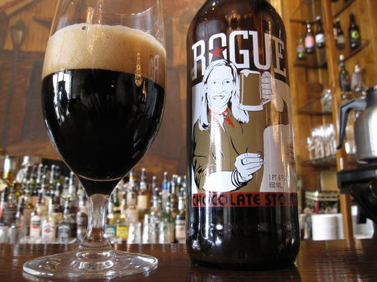 Rogue Ales Chocolate Stout.