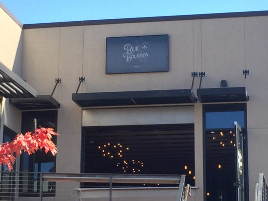 The new Rue Bourbon in Midtown Reno occupies the second floor above Morgan's Lobster Shack.