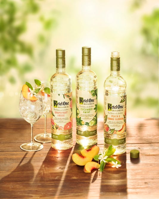 Fantasies Breakthru Ketel One Botanical Main