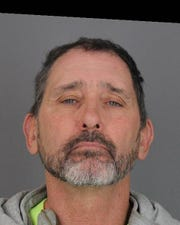 Timothy Ryan of Canandaigua was charged by Webster police Oct. 30 with felony criminal possession of a weapon on school grounds.