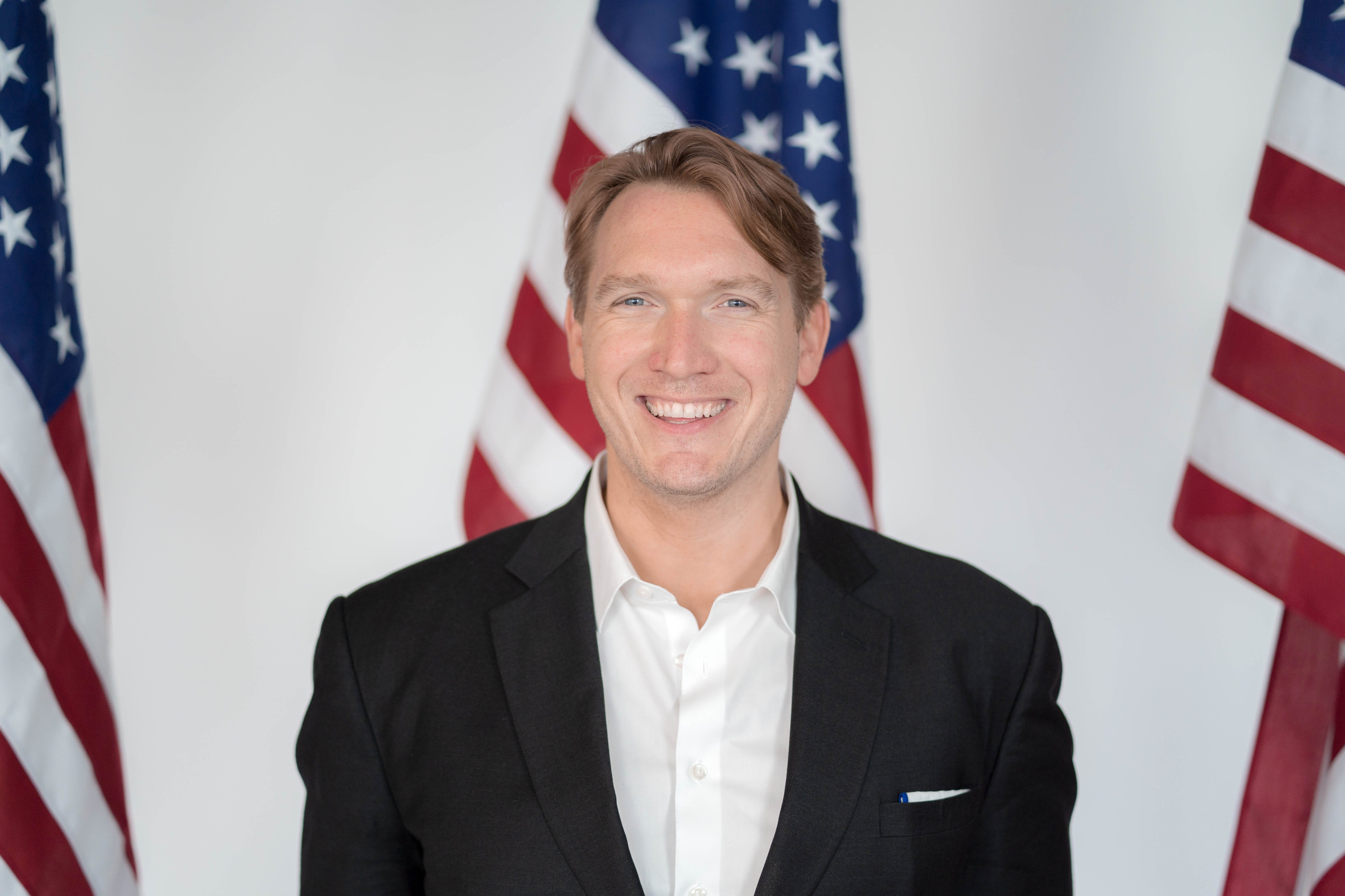 Nate McMurray, Democratic candidate for the 27th Congressional District.