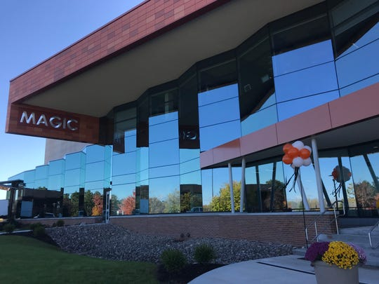 The Rochester Institute of Technology Magic Spell Studios officially opened on Oct. 30, 2018.