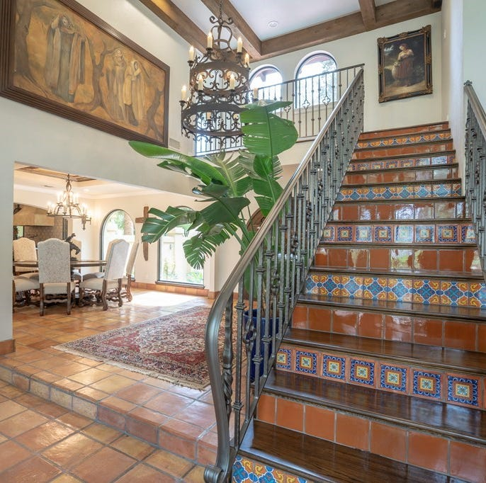 Live your best life at this Mediterranean-style home in San Angelo