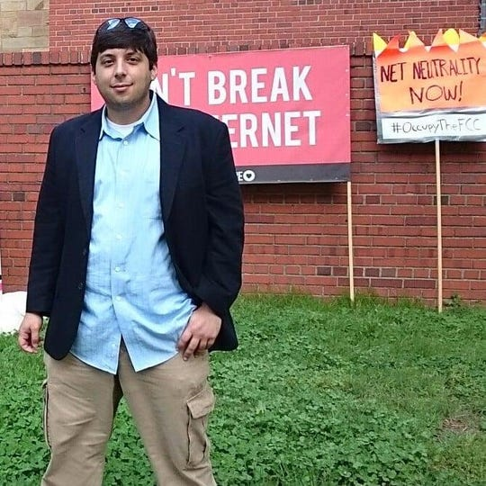 Ian Schlakman is a 2018 Green Party candidate for Maryland governor.