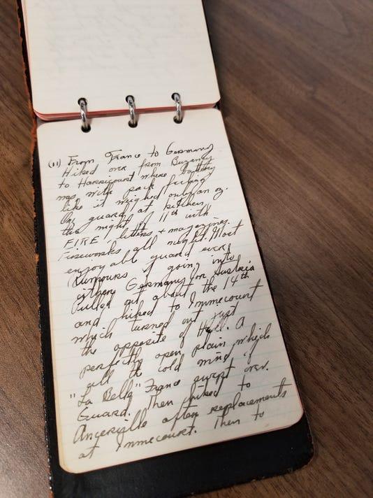 War Notes 1