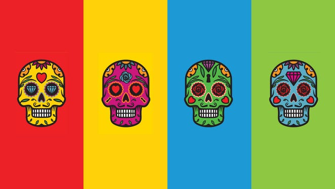 Día De Los Muertos/Day of the Dead celebration will be this weekend at Mead Public Library.