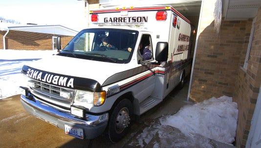 Garretson Ambulance