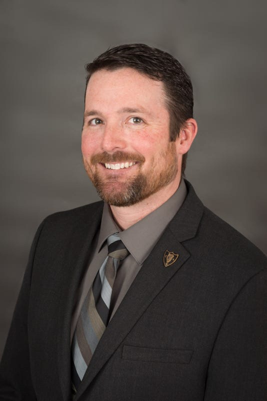 Portage County Executive Chris Holman