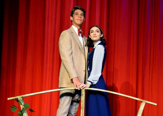 """The Music Man"" strikes up the band this weekend at Young Actors Theatre on Glenview Drive."