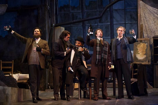 """Join the party when """"La Boheme"""" hits the boards at Florida State Opera starting Thursday and running through the weekend."""