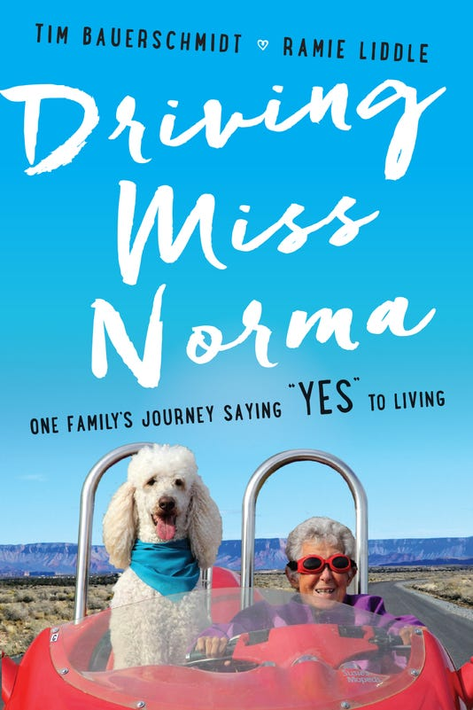 Driving Miss Norma Book Cover