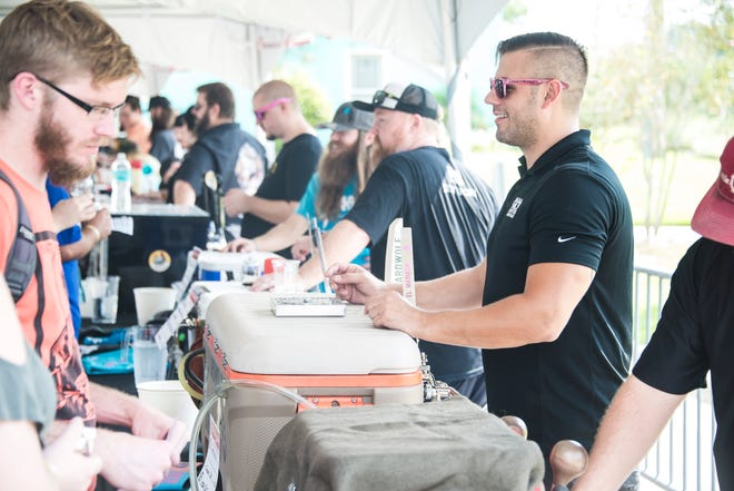 The 6th Annual Proof Brewing Florida Tap Invitational craft beer festival will be held Nov. 2-3 and bring some of the best Florida breweries in the state to Tallahassee for a two-day event. The party kicks off Friday night with a private beer-dinner pairing in Collegetown for VIP guests, while the beer festival itself takes place Saturday at Proof Brewing's location in Railroad Square, which will be home to FTI one final time before Proof moves to its new location at 1320 South Monroe in January 2019.