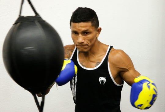 WBC champion Miguel Berchelt is a consistent top performer.