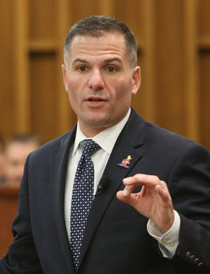Dutchess County Executive Marc Molinaro is among the Republicans who could challenge New York's governor next year.
