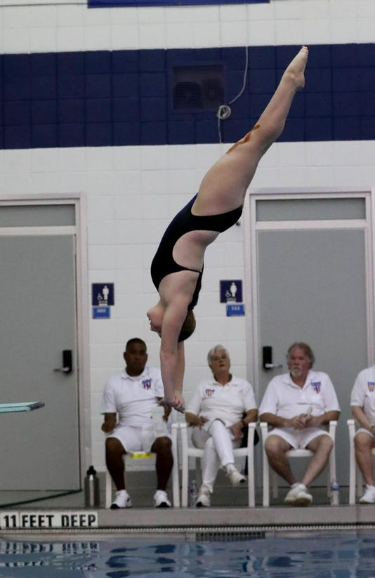 Section 1 Diving Championships