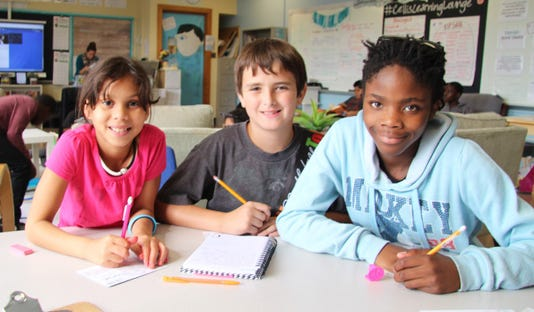All students benefit from Colonial's inclusive academic program.