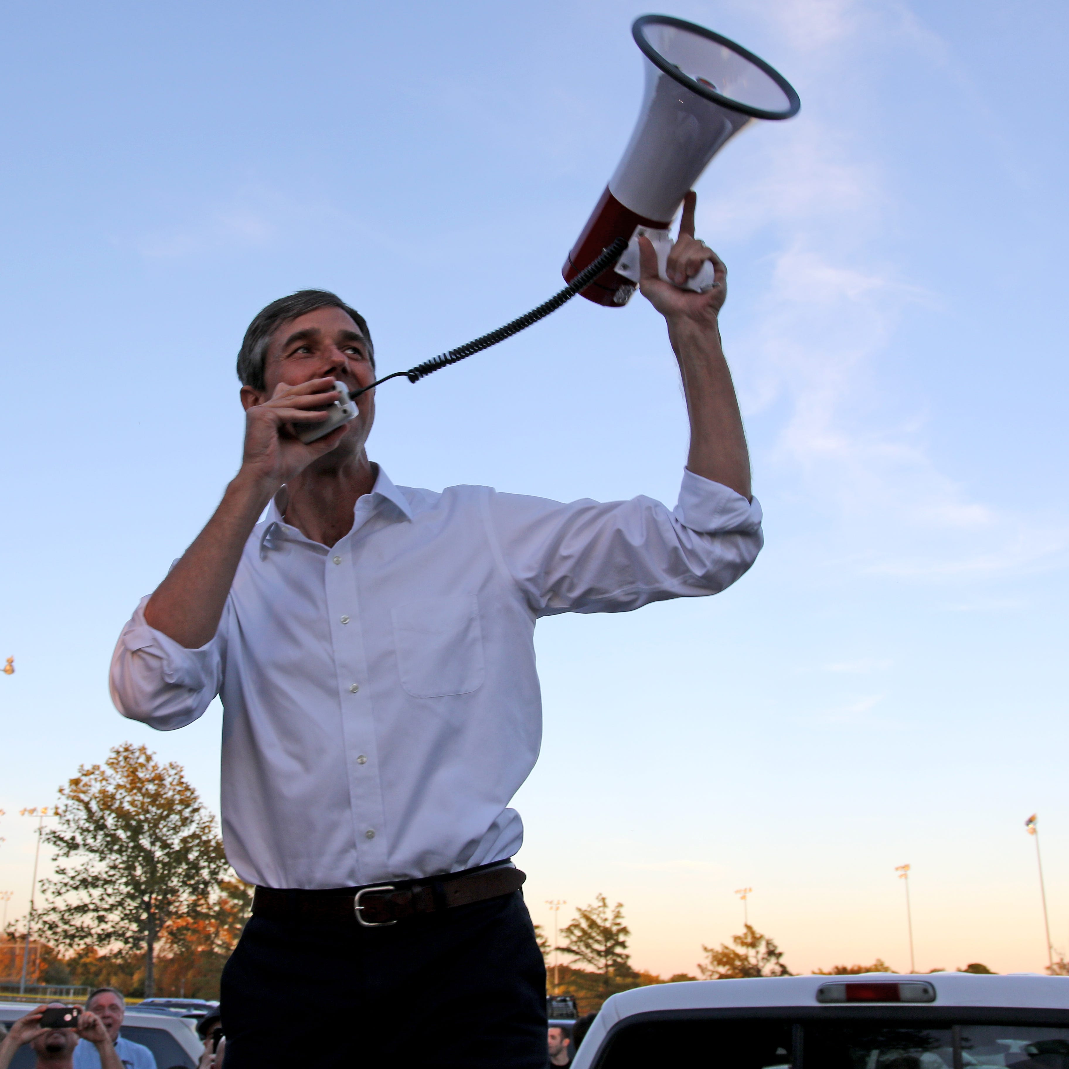 Letter: Dry your eyes, Beto was worth our support