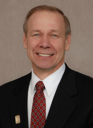 Jim Holte, Wisconsin Farm Bureau President