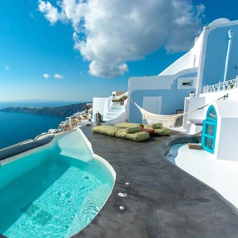 Sophia Luxury Suites, Santorini: Sophia Luxury...