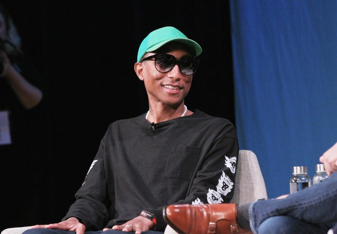 """Pharrell Williams' legal team sent a cease-and-desist letter to President Trump after the president playedWilliams' 2014 smash hit """"Happy"""" at a political event in the midwest Saturday, just hours after nearly a dozen peoplewere gunned down in aPittsburgh synagogue."""