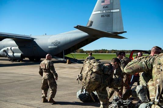 Epa Usa Defense Migration Caravan Pol Defence Refugees Migration Usa Ky