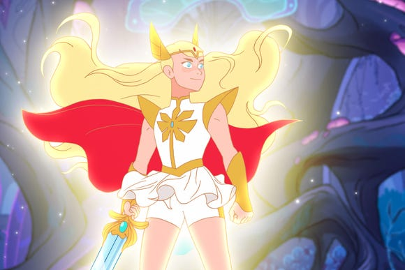 """She-Ra and the Princesses of Power"" debuts on Netflix on Nov. 16."