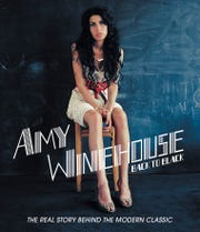 "The poster for the new Amy Winehouse documentary ""Back to Black."""