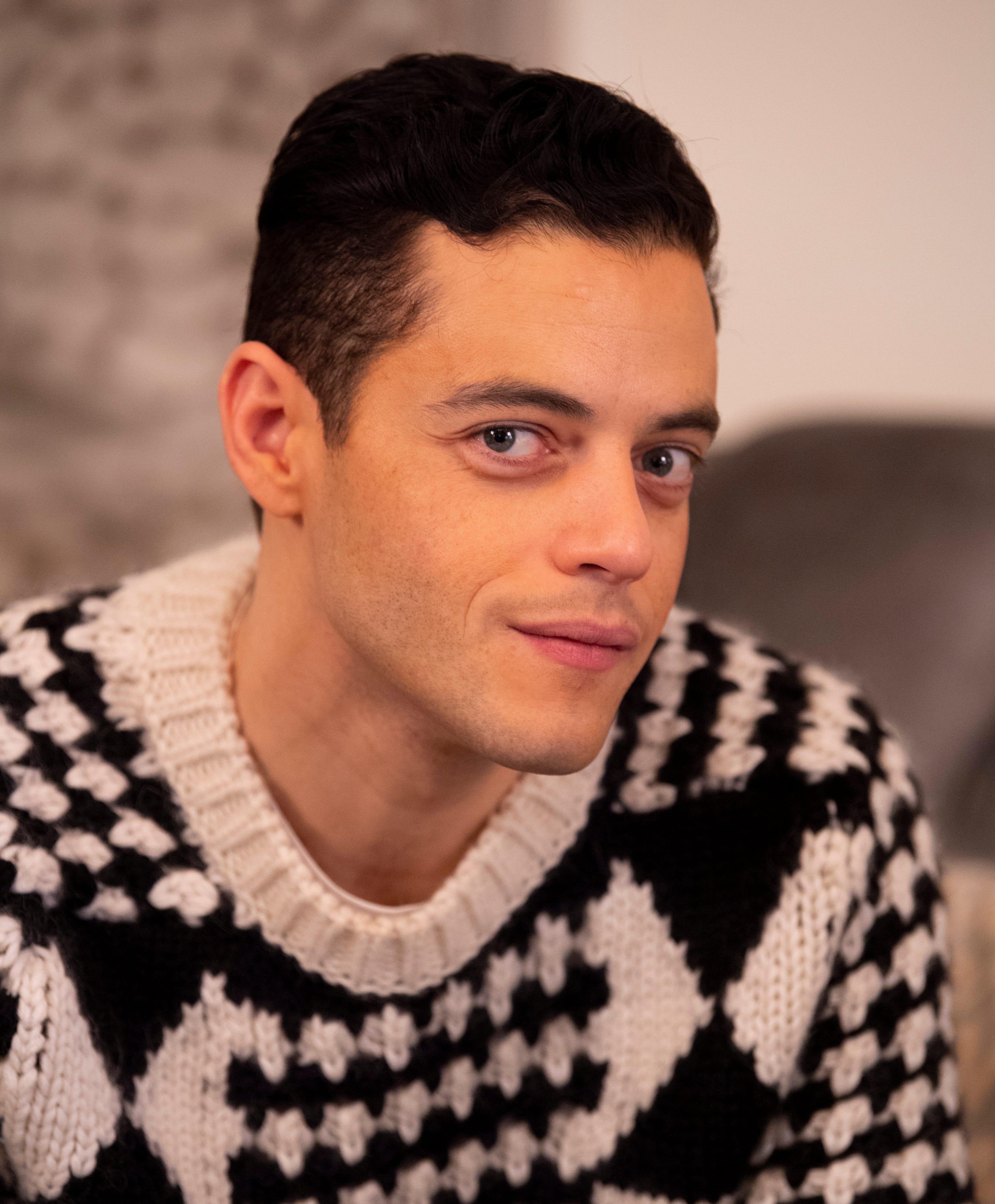 10/29/18 9:53:31 AM -- New York, NY -- Emmy winner Rami Malek (
