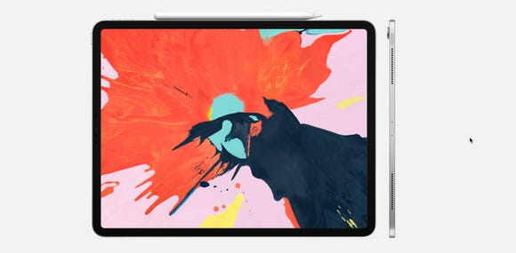 New top of the line iPad Pro