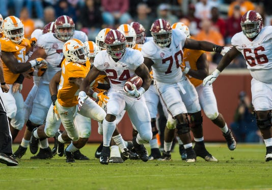 College Football Playoff Rankings Alabama Lead Top Four Lsu Is Third