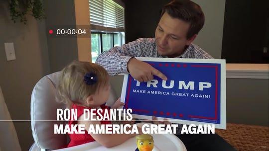 Florida Republican gubernatorial candidate Ron DeSantis.