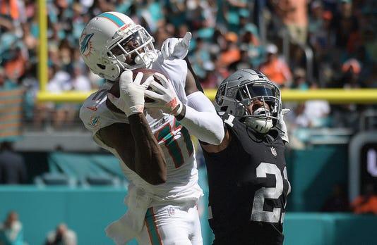 Usp Nfl Oakland Raiders At Miami Dolphins S Fbn Mia Oak Usa Fl