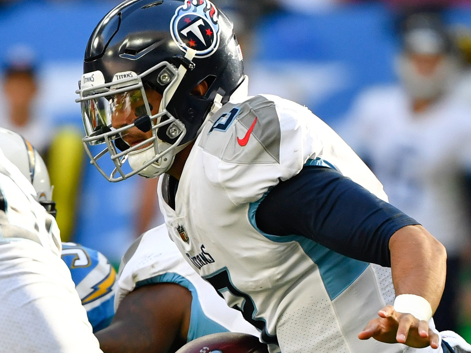 21. Titans (23): Trick — Tennessee draws Dallas team Monday that's alternated wins and losses over past 10 games. Uh oh, Cowboys due for victory in Week 9.