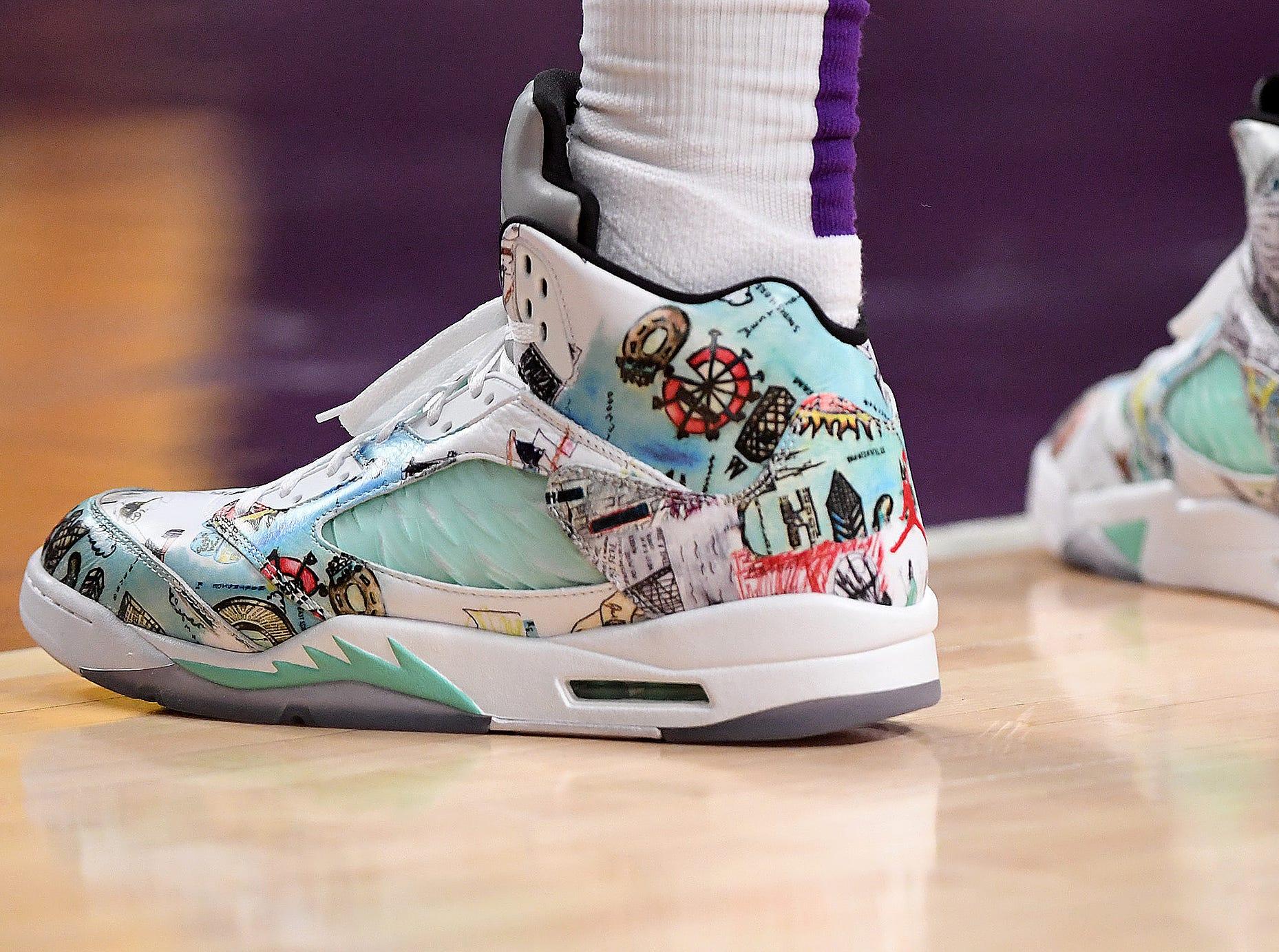 Oct. 20: Lance Stephenson, Lakers