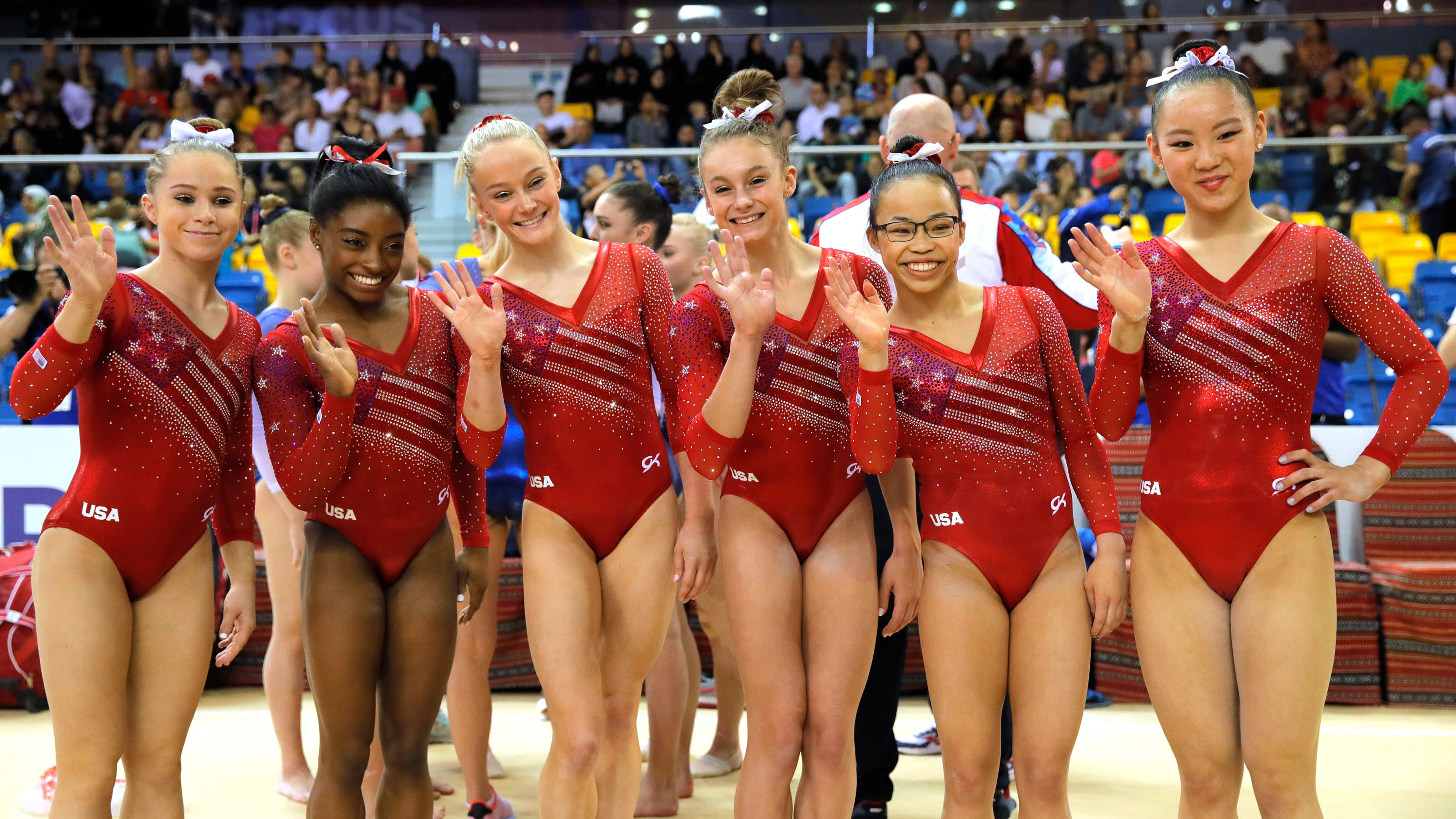 US Women Set The Gold Standard Yet Again At World Gymnastics Championships