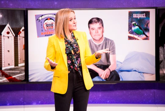 Samantha Bee, who created a trivia game with cash prizes to excite people about voting, will host a special pre-election edition of TBS' 'Full Frontal with Samantha Bee' on Monday.