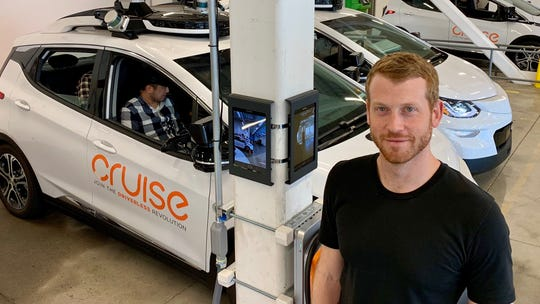 GM, Honda are betting Cruise founder Kyle Vogt can lead the autonomous car pack