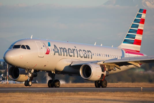 Usat American Airlines 22