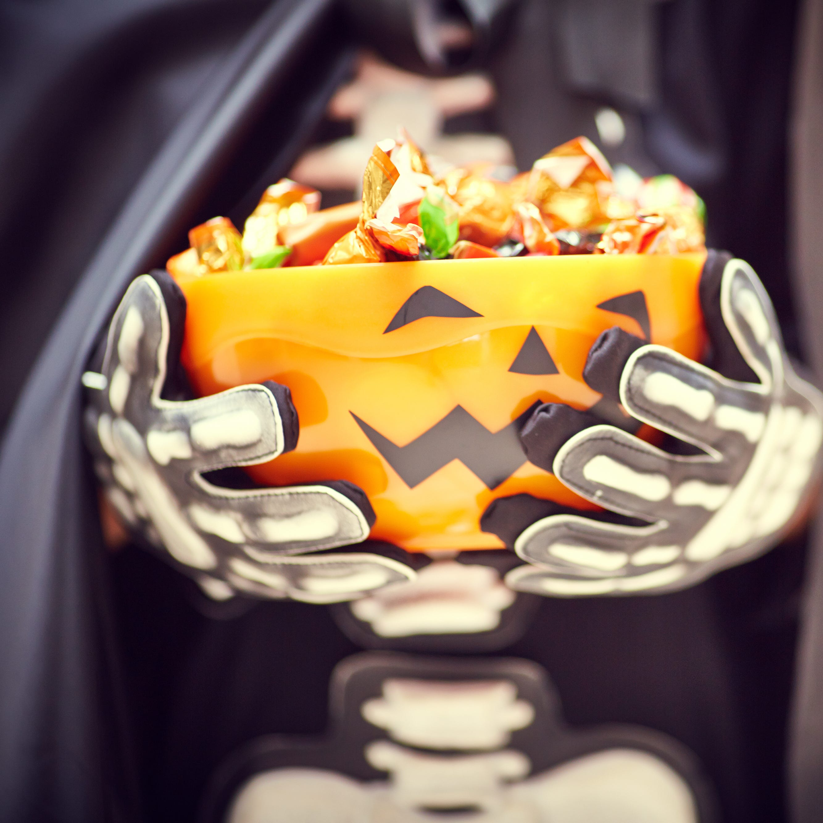 Going trick-or-treating? Keep these safety tips in mind.