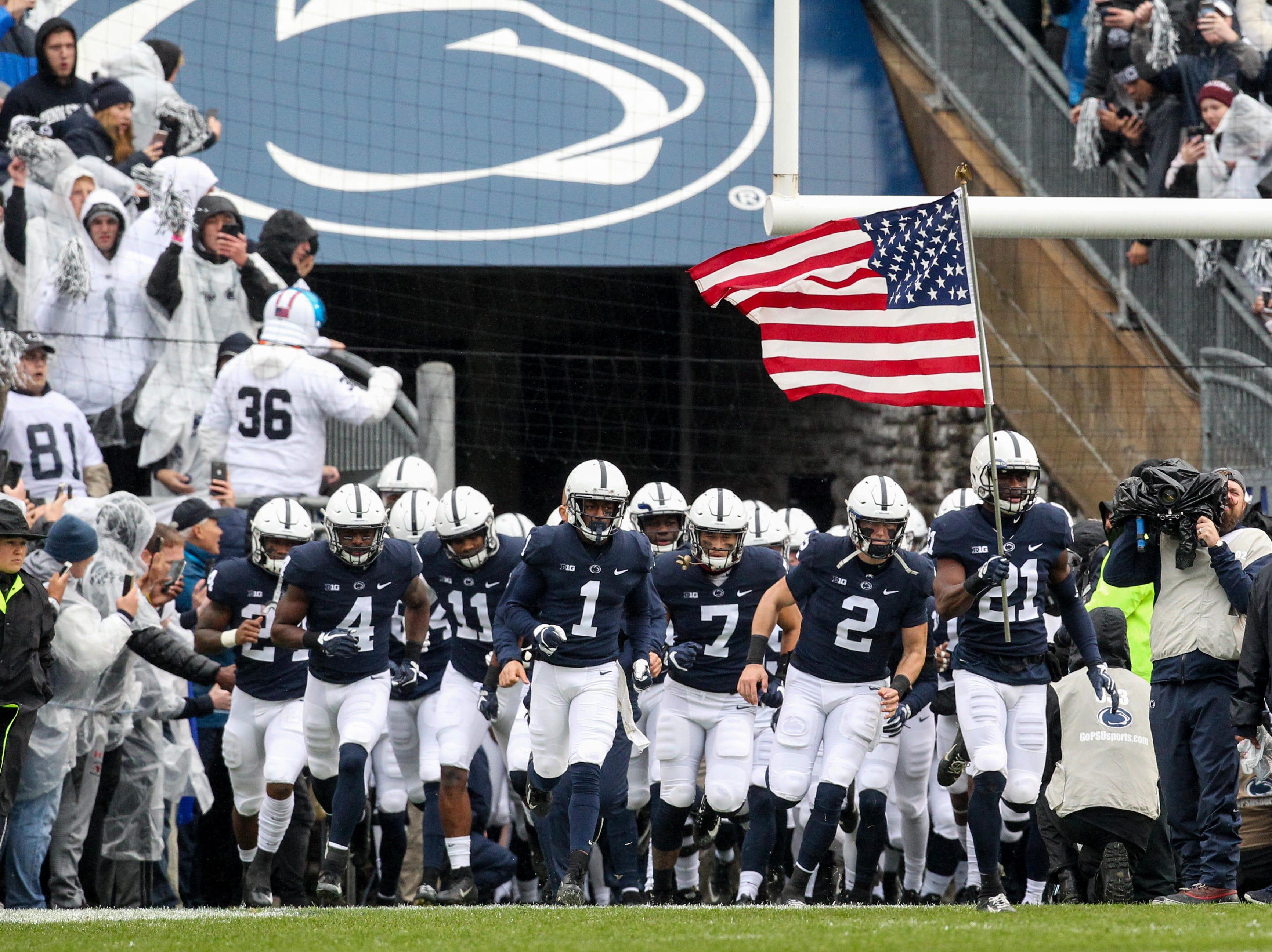 12. Penn State, 9-3.