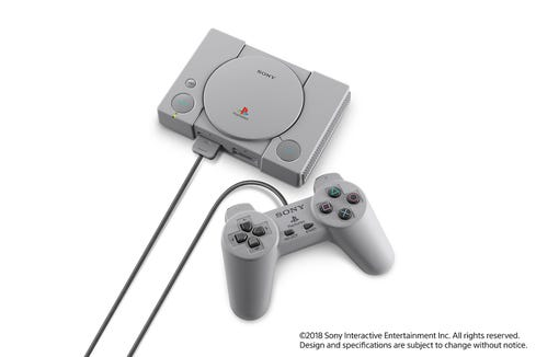 Sony has revealed the 20 games that will be loaded on its PlayStation Classic, a miniature version of its first PlayStation console, due out Dec. 3