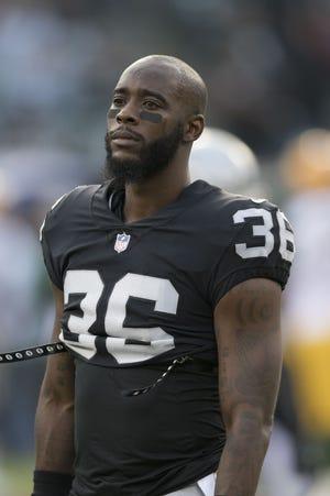 Cornerback Dominique Rodgers-Cromartie retired from the Oakland Raiders.