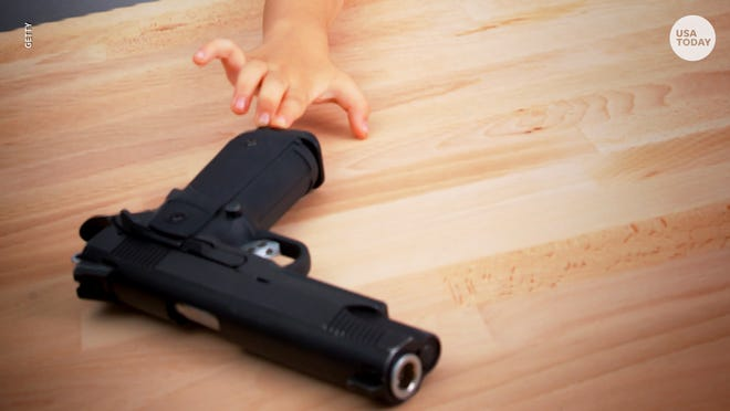 Kids and guns are a dangerous combination.