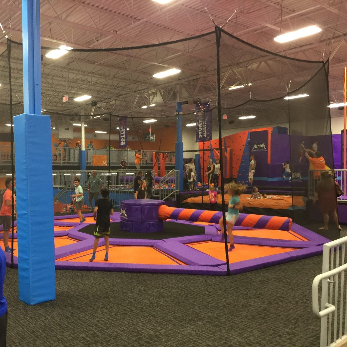 The Buzz: Altitude Trampoline Park to build in Grand Chute